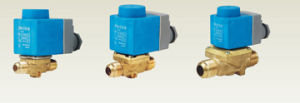 D Type Evr Refrigeration Solenoid Valve pictures & photos