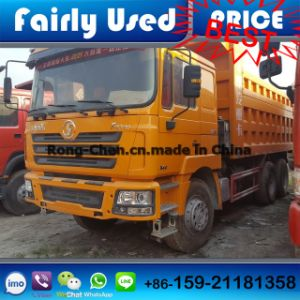 2015 Model Used Shacman Dump Truck pictures & photos
