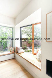 Aluminium Sliding Window Gained As2047 Certified in with High Quality pictures & photos