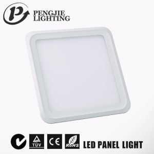 16W New Arrival Plastic Cover LED Ultra Narrow Edge Panel Light pictures & photos
