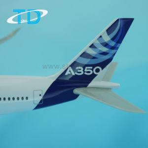 Manufacture Plane Model Plastic Craft A350 Airbus Gift Item pictures & photos