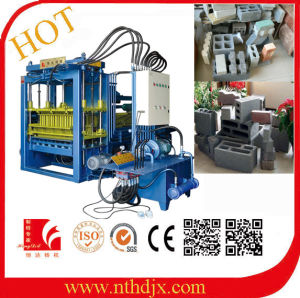 Semi-Automatic Concrete Block Making Machine Price pictures & photos
