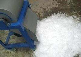 Cracked Ice Machine with Spare Parts for Tropical Places pictures & photos