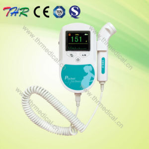 Thr-Fd002c Medical Pocket Fetal Doppler pictures & photos