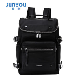 Fashion Leisure Travel Bag Male Contracted Backpack pictures & photos