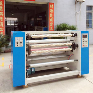 High Speed Paper Slitting & Rewinder Machine pictures & photos