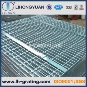 High Quality Galvanized Steel Grating pictures & photos