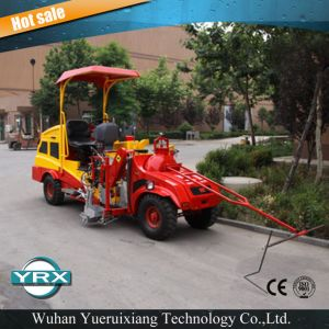 Driving Type Thermoplastic Screeding Road Line Marking Machine pictures & photos