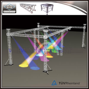 Hot Selling Aluminum Spigot Truss DJ Booth Design pictures & photos