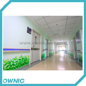 Best Selling Ward Swing Door (one and half leaf) pictures & photos
