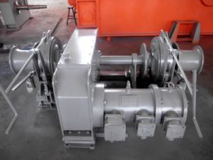 China Electric Windlass pictures & photos