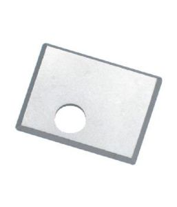 Stainless Steel Material Rectangle Case Back Watch Parts pictures & photos