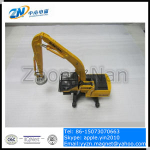 75% Duty Cycle Excavator Lifting Magnet Using for Materials Recycling Emw5-110L/1-75 pictures & photos