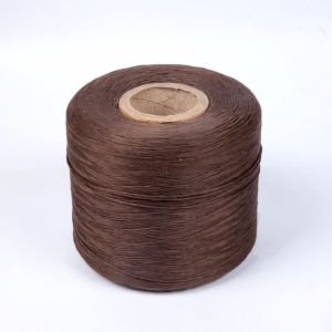 Sturdy Polyester Firm Yarn for Cable (Grey) pictures & photos