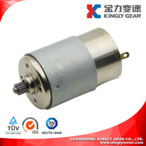 High Speed DC Motor for Drill Micro Motor pictures & photos