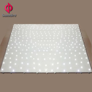RGB 3in1 Full Color LED Star Dance Floor Light for Weeding Party