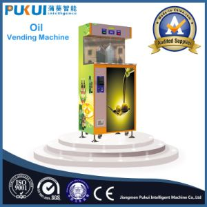 Cheap Oil Vending Machine with Glass Model pictures & photos