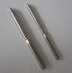 Stainless Steel Dual Thread Screw Right/Left pictures & photos