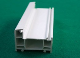 PVC Plastic Profile Building Material pictures & photos
