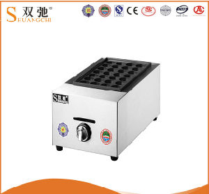 Commercial Gas Fish Pellet Grill Takoyaki for Wholesale pictures & photos