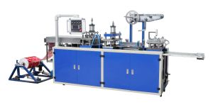 Plastic Fast-Food Tray Making Machine pictures & photos