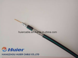 CATV Satellite TV Rg59 RG6 Coaxial Cable (ETL) pictures & photos