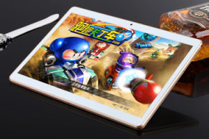 4G Calling Phone Quad Core 10.1 Inch 1280X800 IPS Android Tablet pictures & photos
