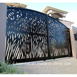 Modern Life Aluminum Main Entrance Door pictures & photos