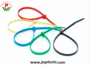 Colorful RoHS Self-Locking Nylon Cable Ties