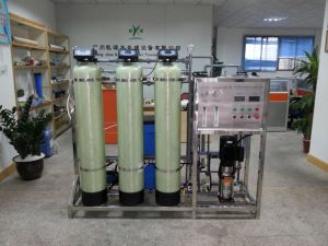 CE Certification RO Water Treatment/Reverse Osmosis Plant/ Water Filter Machine pictures & photos