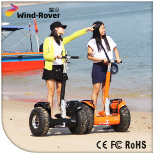 Two Wheels Self Balancing Stand up Electric Police Cruiser pictures & photos