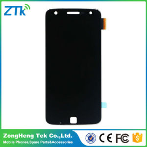 AAA Quality LCD Touch Digitizer for Motorola Moto Z Screen pictures & photos