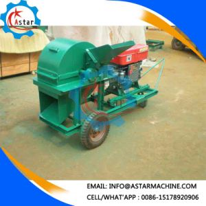 Best Sell Low Cost Diesel Enginee Driven Wood Shredder Crusher pictures & photos