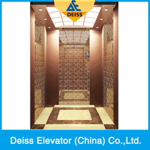 Energy Saving Vvvf Mrl Villa Passenger Residential Home Elevator pictures & photos
