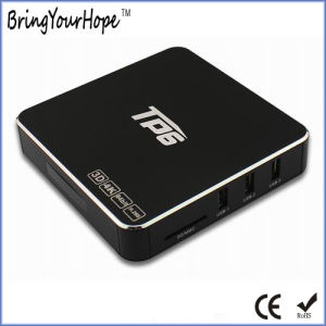 Tp6 S905X Quad-Core 4k-HD Smart Android Internet TV Box (XH-AT-010) pictures & photos