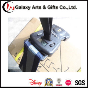 40kg LCD Digital Weighing Password Lock Luggage Scale Belt pictures & photos