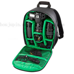 OEM Waterproof Nylon Digital Cmera Bag Backpack for Promotion pictures & photos