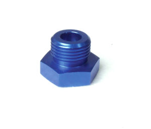 -08 an Straight Thread Plug Adapter Fittings pictures & photos