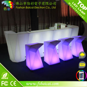 Glowing Table LED Furniture LED Bar Counter pictures & photos
