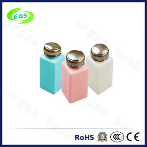Antistatic Alcohol Dispenser ESD Alcohol Bottle for Medical & Industry Use pictures & photos