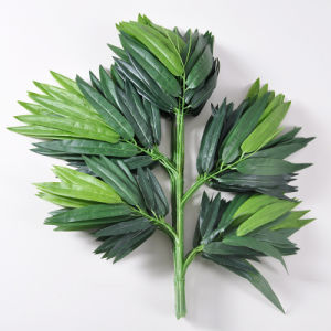 UV Protected Artificial Bamboo Tree Leaf pictures & photos