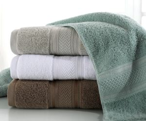 OEM Best Rated High Quality Personalized Turkish Cotton Bath Towels pictures & photos