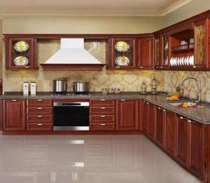 New Design High Quality Cheap Kitchen Furniture pictures & photos