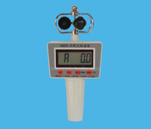 High Quality Portable Digital Cup Anemometer pictures & photos