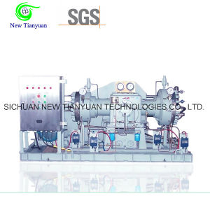 2 Heads High Pressure Membrane Gas Compressor Diaphragm Gas Compressor