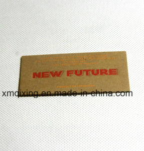 Customized Jeans Leather Label Garment Label pictures & photos
