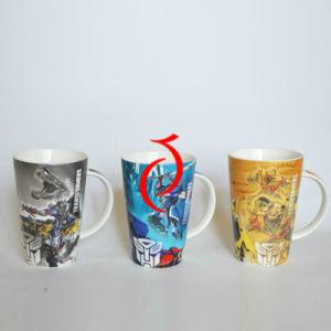 14oz Sublimation Coated White Ceramic Mug
