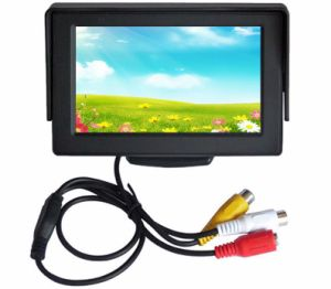 3.5 Inch TFT Car LCD Monitor with CE (H035) pictures & photos
