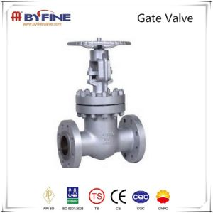 BS 1414 Design Standard Gate Valve with Ce Certificate Z40h pictures & photos