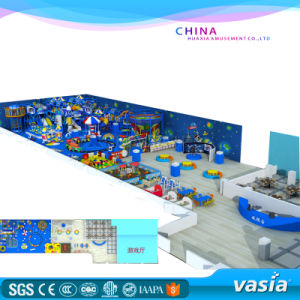 2016 New Indoor Children Playground Equipment for Kids pictures & photos